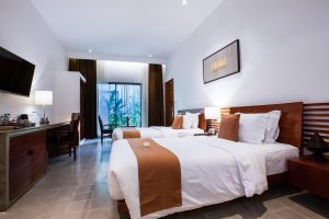 Comfortable hotel Siem Reap