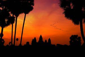 Lynnaya Angkor Wat Temple Cambodia
