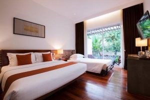 Urban river resort angkor wat